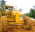 Hire USA 140H shanghai china Motor grader used Caterpillar grader for sale