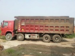 used Sinotruck HOWO 8X4 Dumper china second hand Truck Tipper