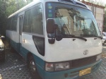 23 seats 29 seats TOYOTA coaster bus for sale