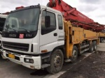 42m 45m germany Putzmeister used concrete pump for sale volvo truck